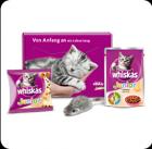 Katzenbabybox Gratis @Whiskas