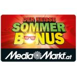 Media Markt Sommerbonus: bis zu 200 Euro Gutschein geschenkt – z.B.: MacBook Air 13,3″  um 799 Euro!