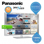 Panasonic TX-L42E6E 42″ LED-TV inkl. Versand um 478,90 Euro bei iBOOD.at