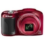 AmazonBlitzangebot: Nikon Coolpix L610 rot zum Bestpreis von 109 Euro