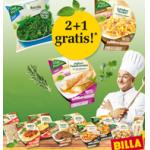 Billa: Beim Kauf von 3 Chef Menü Artikel ist der günstigste gratis