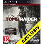 Saturn Tagesdeal: Tomb Raider – Exklusive Edition für PS3 / XBOX360 / PC inkl. Versand um 15 Euro