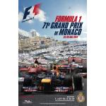 Formel 1 Grand Prix Monaco 2014 um 194,37 Euro (Flüge + 2 Nächte im 3* Hotel + Tickets für den Renntag)