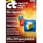 c't Magazin – 30 Tage – 30 Hefte kostenlos