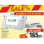 Nintendo Wii U Basic um 198€ bei Metro