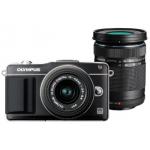 Olympus PEN E-PM2 Systemkamera inkl. 14-42mm Objekitv inkl. Versand um 419 Euro