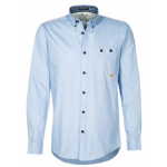 Jack & Jones Businesshemd – hellblau inkl. Versand um 14,95 Euro bei Zalando.at