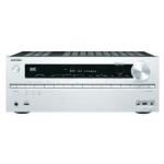 Onkyo TX-NR616 7.2 Netzwerk AV-Receiver  (HD-Audio, 3D Ready, RDS, USB 2.0, 160 W/Kanal) silber im Amazon Blitzangebot