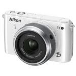 Nikon 1 S1 Systemkamera Kit inkl. 1 Nikkor 11-27,5 mm (versch. Farben) inkl. Versand um 339 Euro