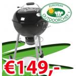 0815.at Weekendknaller: Outdoorchef Easy Charcoal 570 Holzkohlegriller um 149 Euro