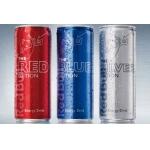 Gratis 3 Dosen Red Bull Editions über Red Bull / Facebook