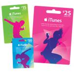 20 % Rabatt auf iTunes Karten bei Media Markt