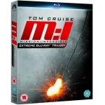 Mission Impossible – Ultimate Trilogy [Blu-ray] für nur 10,50 Euro inkl. Versand bei Zavvi