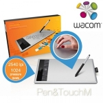 Bamboo Fun M Pen & Touch Tablet 3. Generation um 105,90€ bei iBOOD