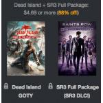 Humble Deep Silver Bundle: 5 Games um ca. 3,54 Euro (z.B.: Saints Row 2&3 + Dead Island) + Dead Island Riptide um zusammen 18,85 Euro