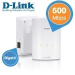 D-Link DHP-501AV Powerline-Adapter Starter Kit um 45,90€ bei iBOOD