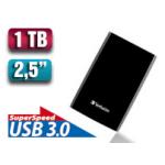 Verbatim Externe 2,5″ Festplatte 1TB USB 3.0 inkl. Versand um 61,45 Euro