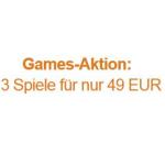3 Games für nur 49 Euro inklusive Versand (insgesamt 151 Artikel) bei Amazon