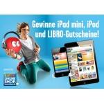 5€ Libro Online Shop Gutschein ab MBW 20€ @ WINPIN