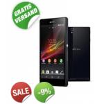 Smartphone Xperia Z 16GB LTE in schwarz, weiß oder purple inkl. Versand um 444 Euro bei DiTech