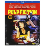 Pulp Fiction [Blu-ray] [Special Edition] um 10,04 Euro bei Amazon.de