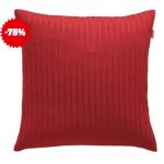 Esprit Kissenhüllen in Rot oder Weiß um je 4,99 Euro inkl. Versand als Möbelix Online Superschnäppchen