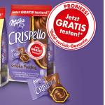 Milka Crispello gratis testen (dank Geld-zurück-Aktion)
