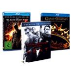5 Tage Jubiläums-Schnäppchen (4 Blu-rays kaufen und 5€ sparen + Blitzangebote) bis 13. August 2013 bei Amazon