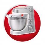 Mömax: Moulinex Küchenmaschine Gourmet plus QA404D um 139,-