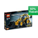 50% Rabatt auf ausgewählte LEGO Sets bei Interspar