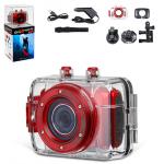 Action Cam zum Action Preis von 34,97 Euro + 2,97 Euro Versand (oder weniger) bei Druckerzubehör.at