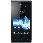 Saturn Tagesdeal: Sony Xperia J (schwarz) BOB Edition – offen für alle Netze um 139 Euro