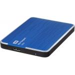 Western Digital My Passport Ultra blau 2TB, USB 3.0 um 129€ bei Saturn