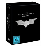 The Dark Knight Trilogy Steelbook Edition (5 Blu-rays) inkl. Versand um 39,97 Euro