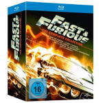 Fast & Furious 1-5 – The Collection [Blu-ray] inkl. Versand um 19,97 Euro bei Amazon.de