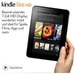 50 Euro für Apps und Spiele beim Kauf eines Kindle Fire HD