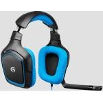 Logitech: 20 Euro Cashback auf ausgewählte Gamingprodukte (z.B.: G430 Gaming Headset um 49 Euro)