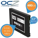 OCZ Vertex 3 480GB 2,5″ SATA3 SSD (re-zertifiziert) um 205,90€ bei iBOOD