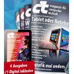 4x c't als Print- & Digitalausgabe + 130-teiliges Mannesmann Werkzeugset inkl. Versand um 11 Euro