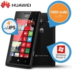 Huawei Ascend W1 WP Smartphone um 135,90€ bei iBOOD