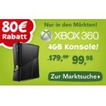 Xbox 360 Slim 4GB Konsole für nur 99,98 Euro im lokalen ToysRUs