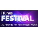 iTunes Festival 2013 – 30 Nächte – 30 Konzerte im September