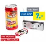 Möbelix: Mini Racer in der Dose und Heli von WL Toys um 7 bzw 15 Euro