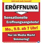 huma Einkaufspark neu + Media Markt Neueröffnung Simmering ab 9. September 2013