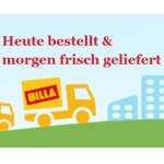 Billa Wien: Hauszustellung (max 50kg) um 1 Euro