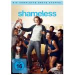 Shameless Staffel 1 & 2 auf DVD um je 9,90 Euro bei Amazon.de