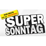 Media Markt Supersonntag am 8. September 2013