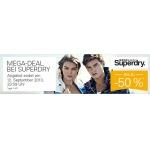 Superdry  Sale bis zu -50%