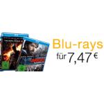 5 Tage Film-Schnäppchen vom 13. – 18. September 2013 z.B.: Blu-rays ab 7.47 Euro & 5 Euro Rabatt auf 3 TV-Serien