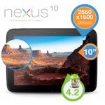 Google Nexus 10 32GB um 269,95 Euro (+5,95 Euro Versand) bei iBOOD.at
